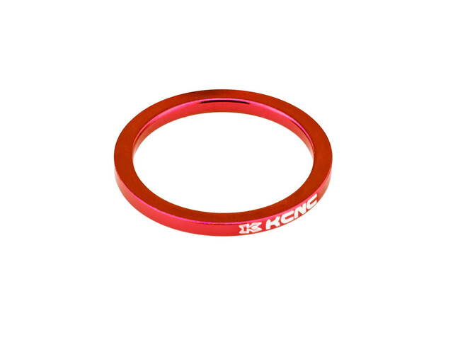 "KCNC Headset Spacer 1 1/8"" 5mm rot"